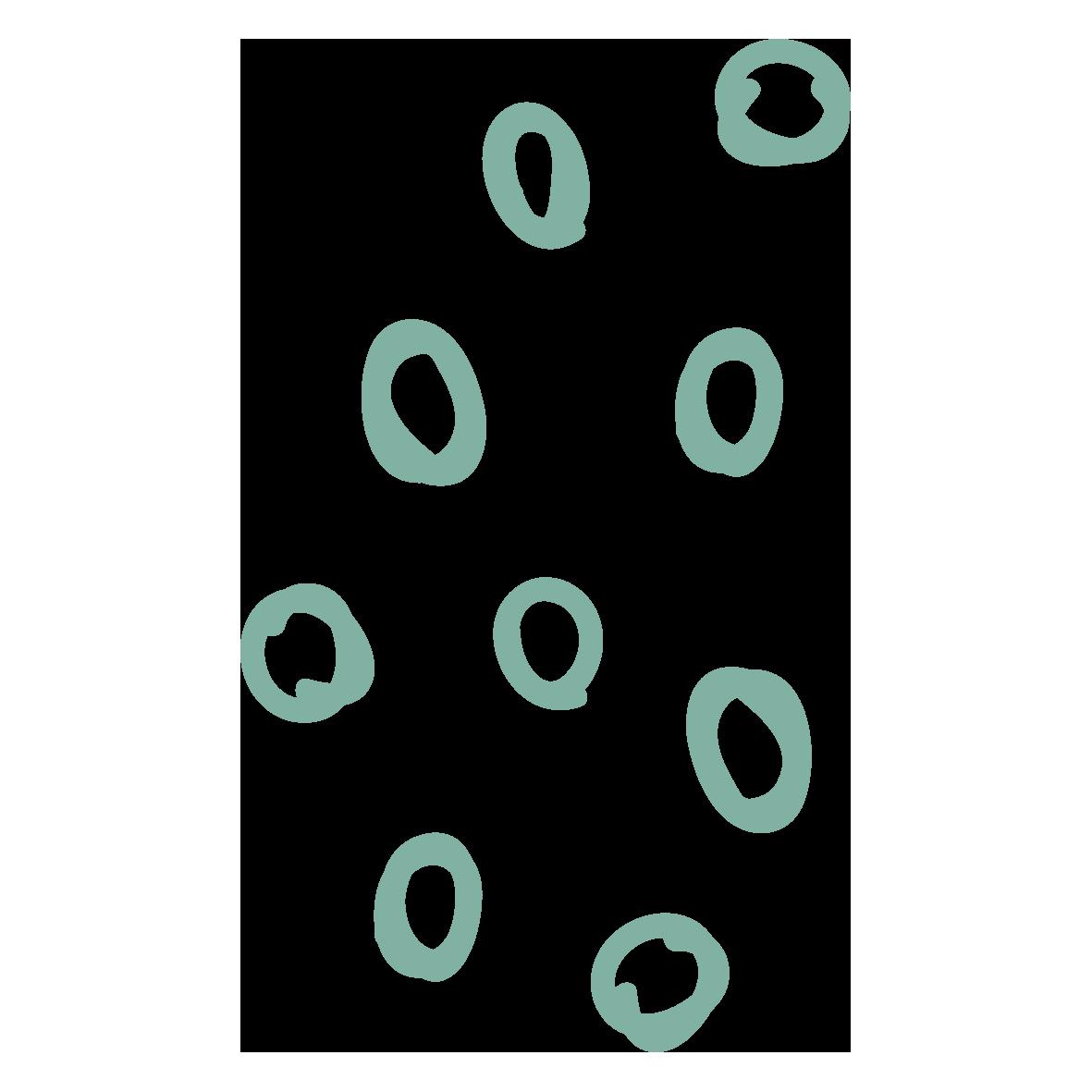 groene bolletjes