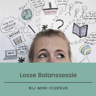 Losse balanssessie